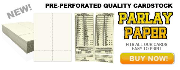 image regarding Printable Parlay Cards referred to as Printable Custom made Parlay Playing cards - Parlay Playing cards Currently